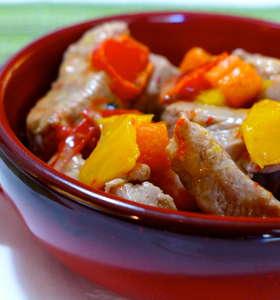 Drunken meat stew recipe (Greek Mpekri/Bekri Meze)