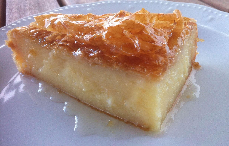 Cyprus Cakes Recipes