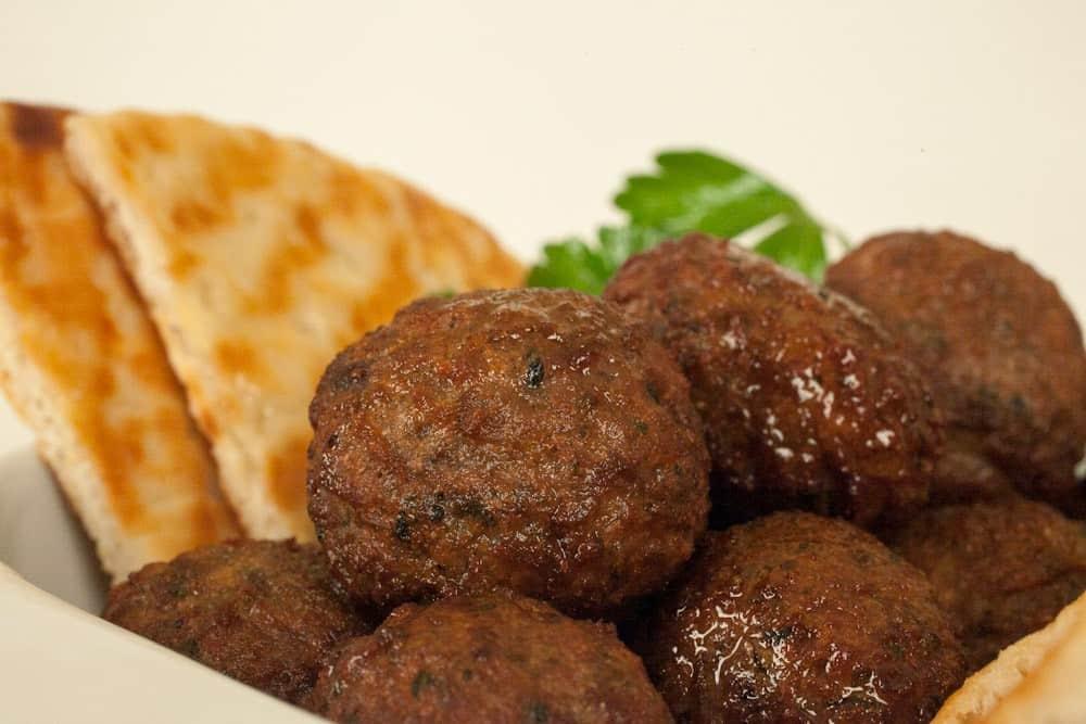 Greek Meatballs recipe (Keftedes)-3 - My Greek Dish