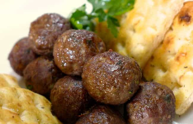Greek Meatballs recipe (Keftedes/ Keftethes)