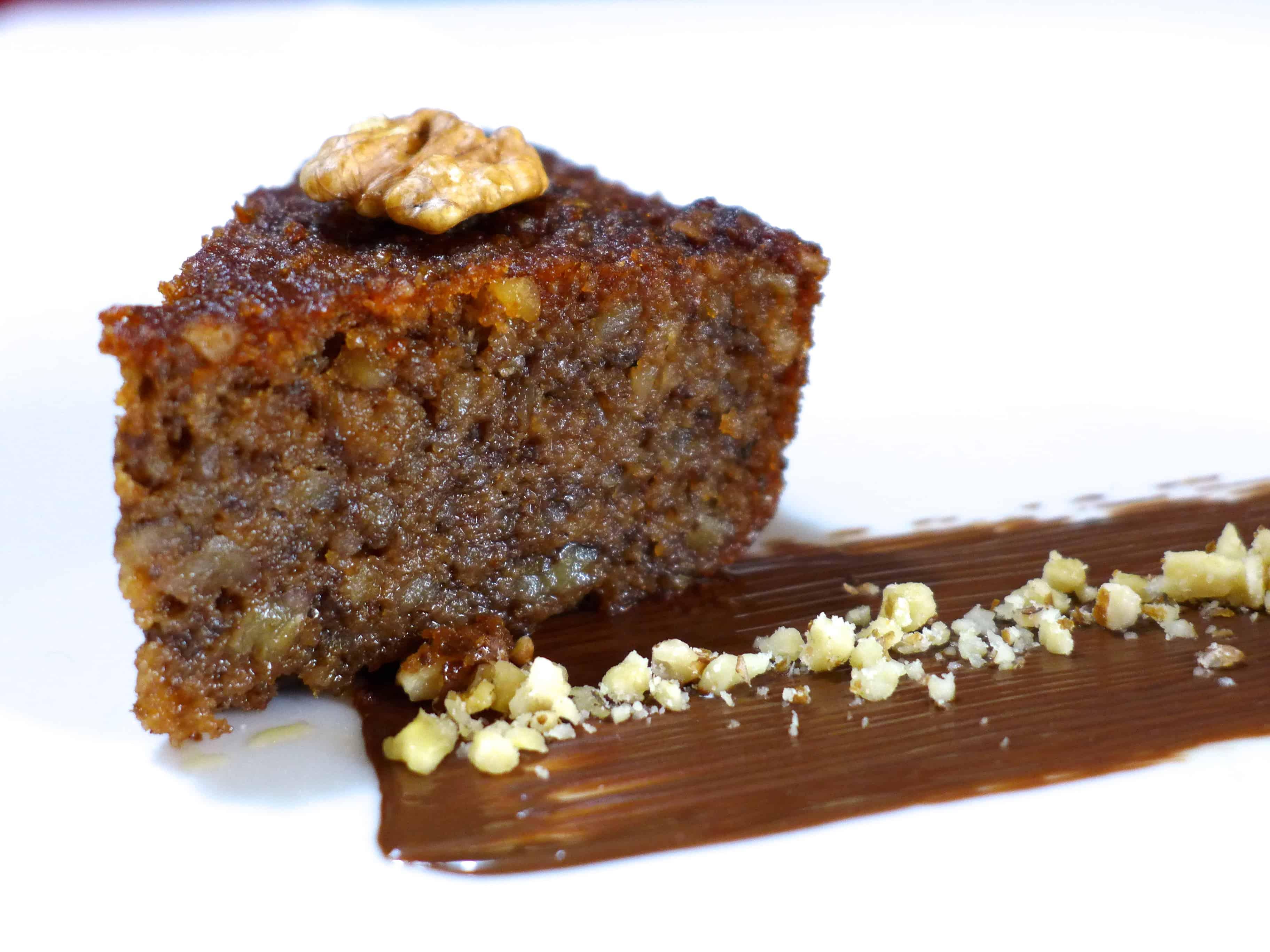 Karidopita/Karithopita recipe (Greek Walnut Cake with ...