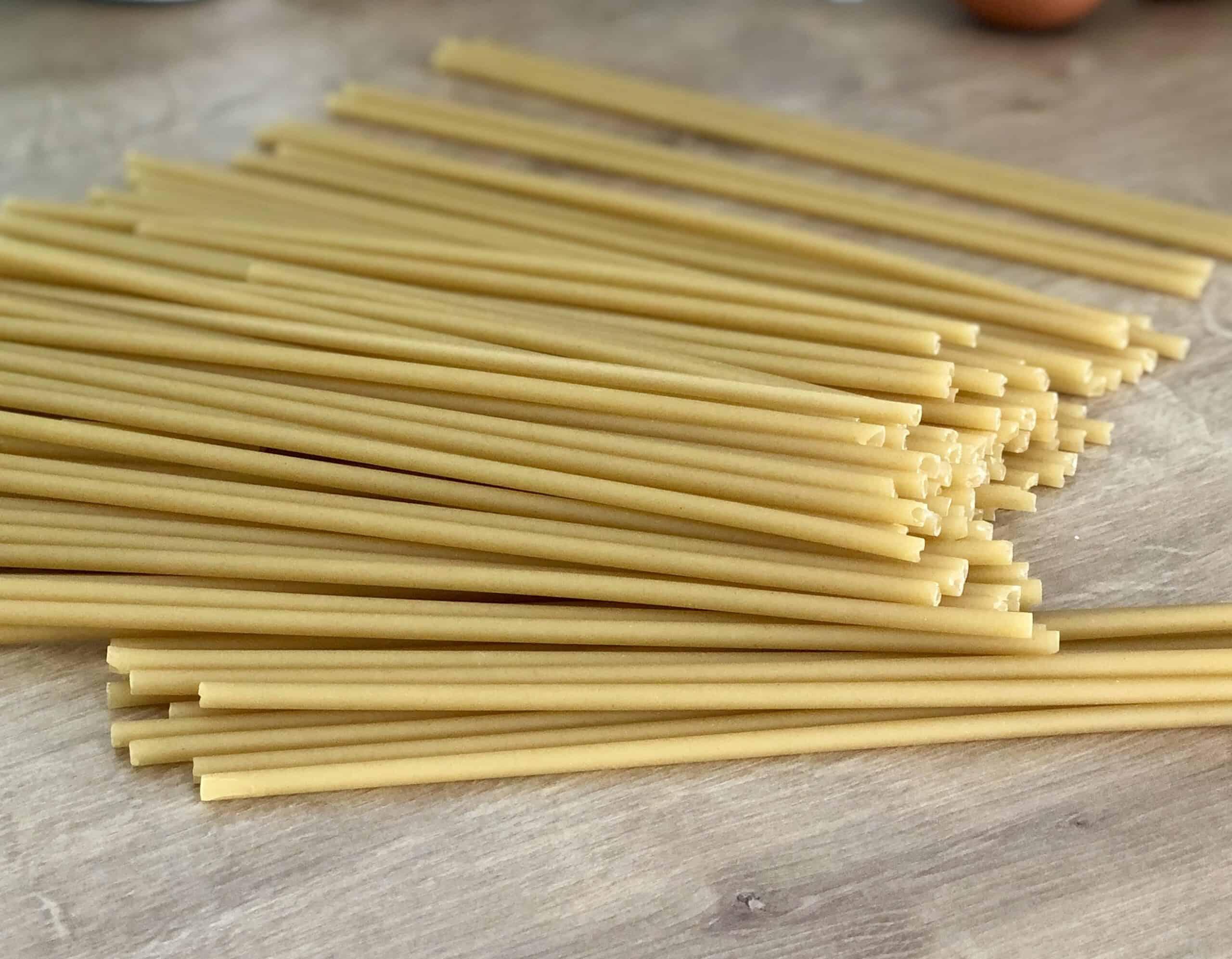 Pasta for Greek Pastitsio