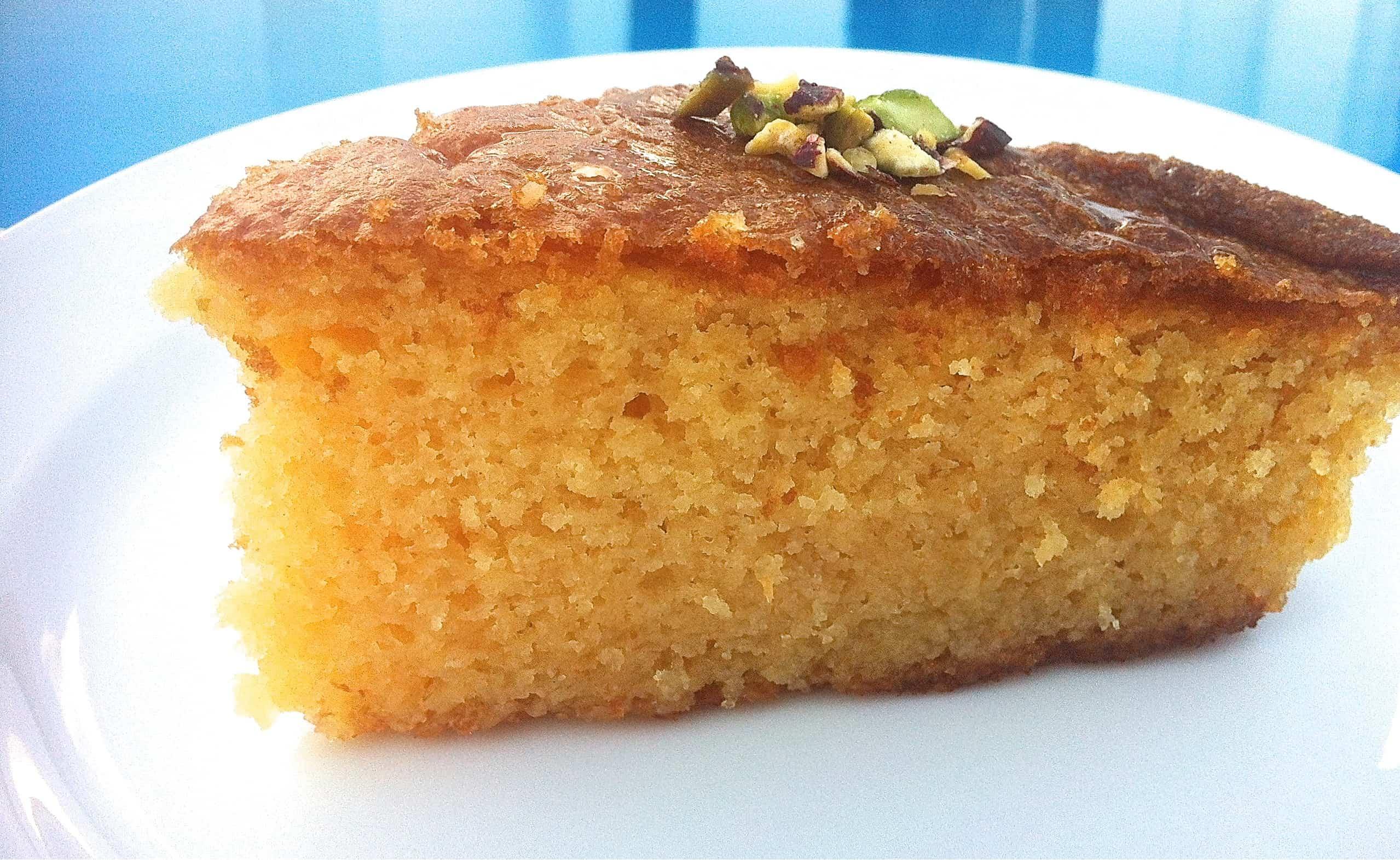 Coconut Sponge Cake Recipe Plain Flour