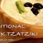 Authentic Greek Tzatziki sauce Recipe (With Video)