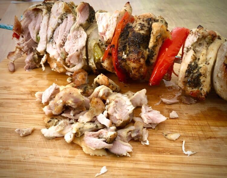 Best Homemade Chicken Gyros recipe