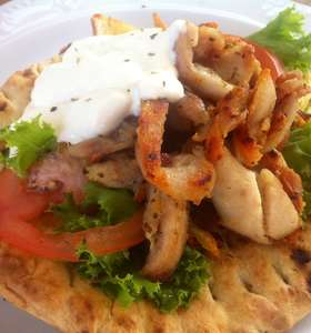 Best Homemade Chicken Gyros recipe!