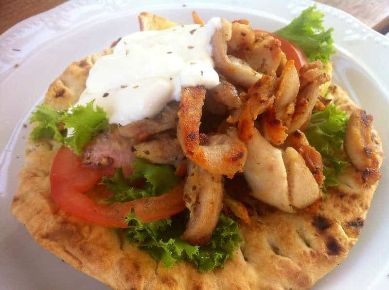 Best Homemade Chicken Gyros Recipe My Greek Dish