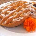 Greek Jam Tart (Pasta Flora)-2