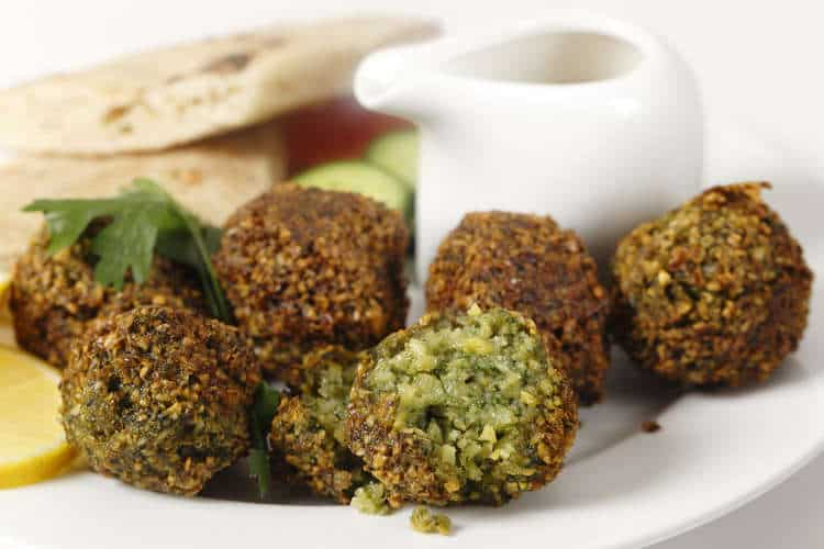 Chickpea Fritters recipe (Greek Revithokeftedes)