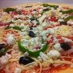Crispiest Homemade Greek Pizza-6.