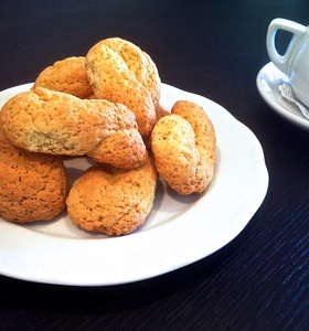 Easy Homemade Greek Cookies Recipe