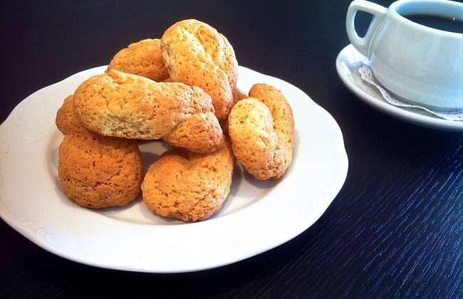 Easy Homemade Greek Cookies Recipe