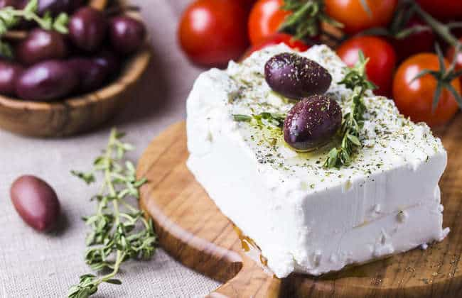 Feta cheese nutrition facts