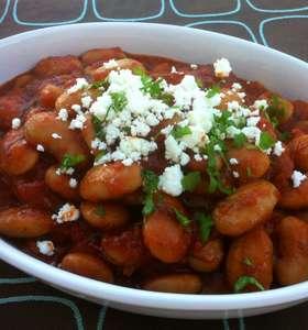 Gigantes Plaki recipe (Gigandes Greek Baked 'Giant' Beans)