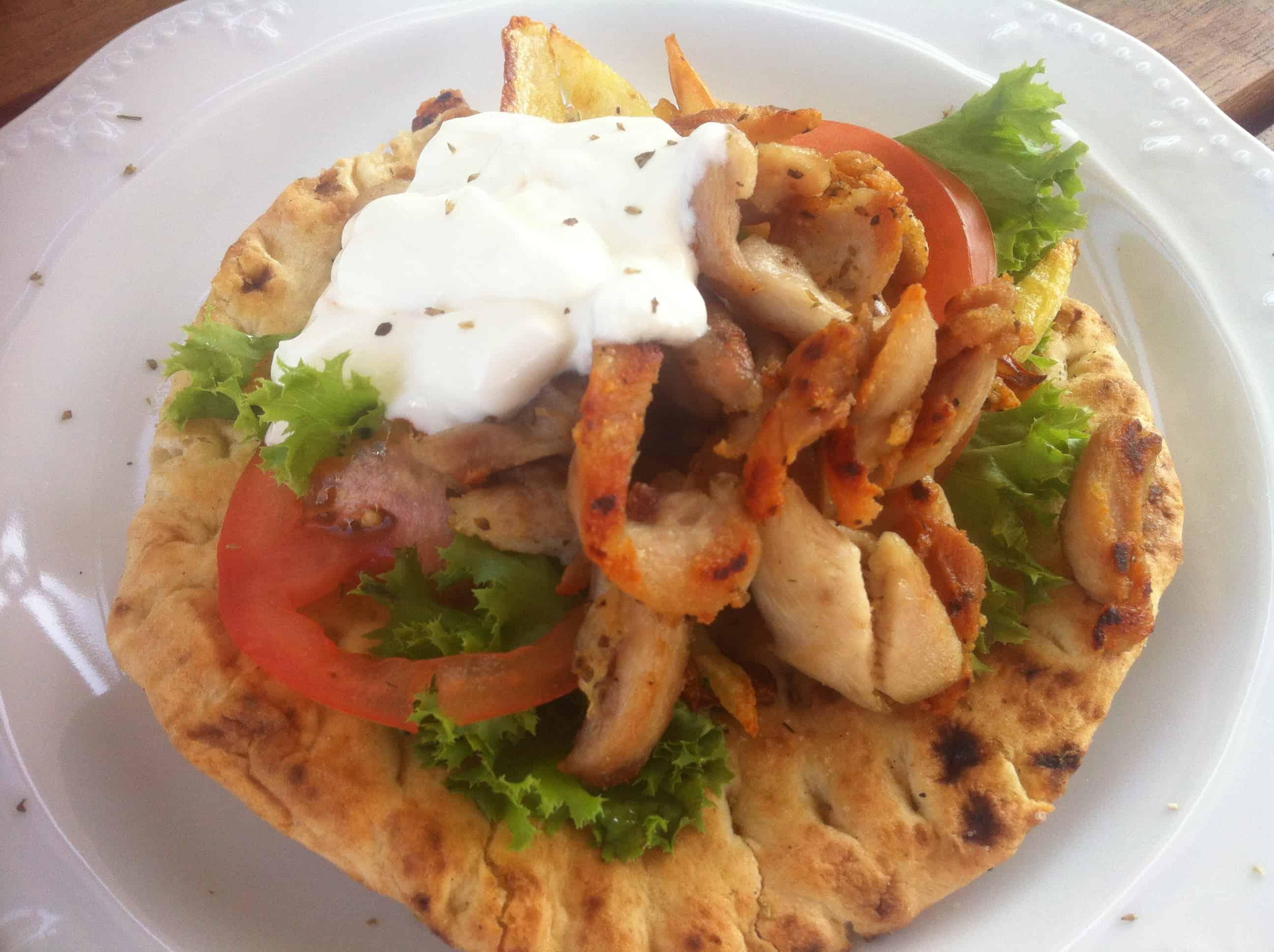 ... chicken souvlaki gyro style chicken souvlaki for chicken gyros juicy