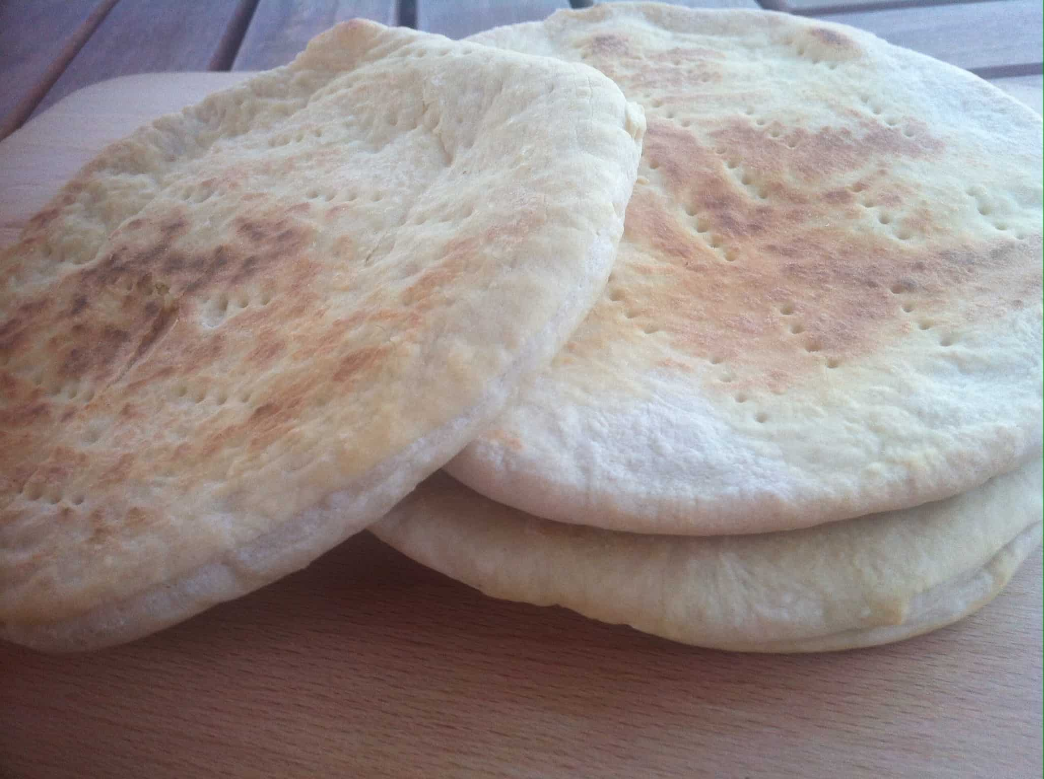 The Easiest Homemade Pita Bread Recipe My Greek Dish