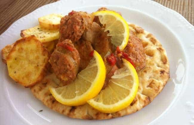 The perfect easy lunch recipe – Tigania