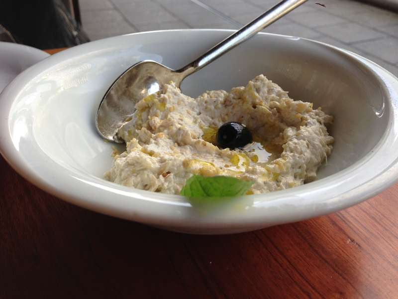 Melitzanosalata recipe (Traditional Greek Eggplant dip)