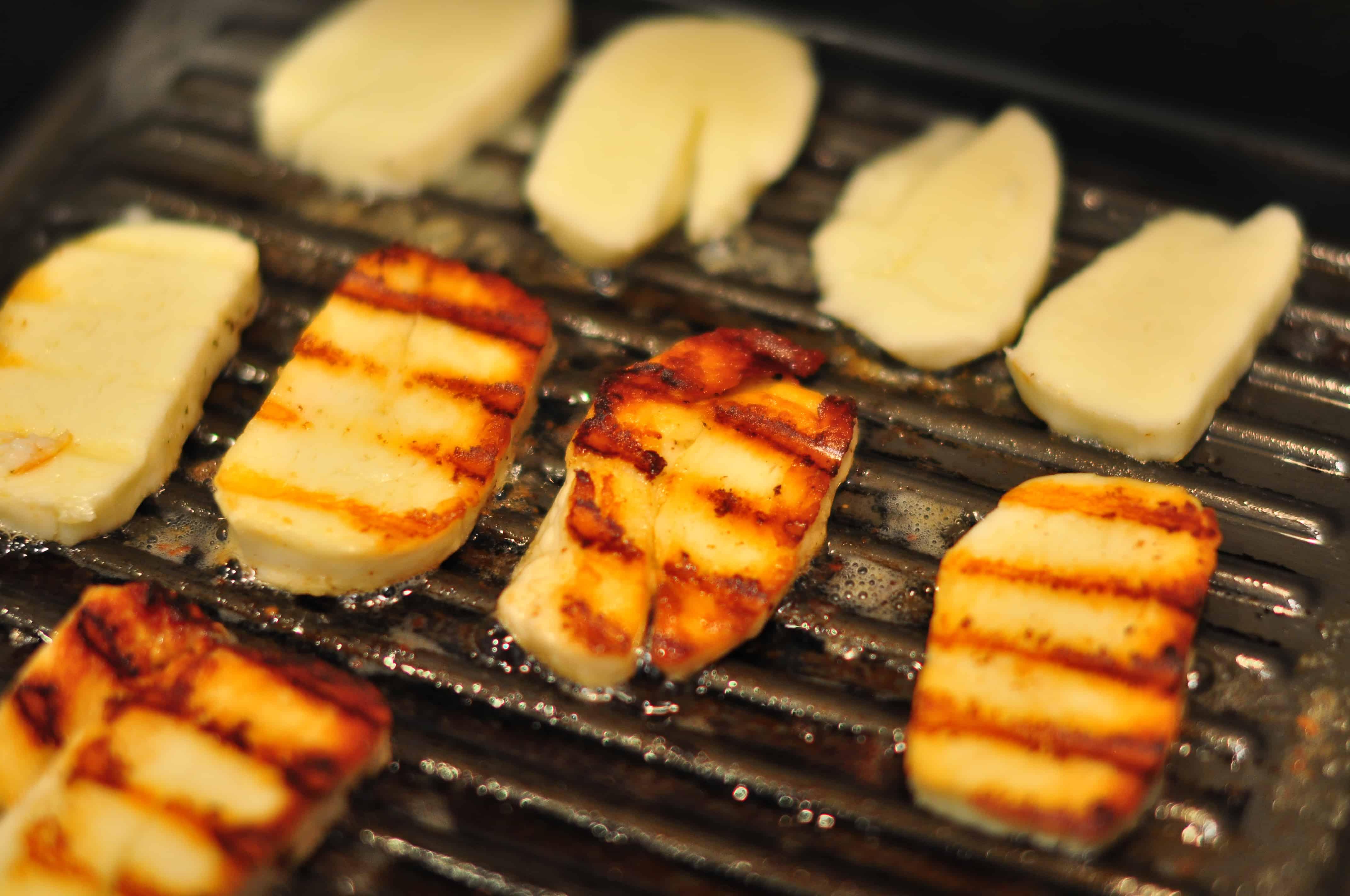Сыр халуми рецепты