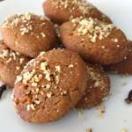 Melomakarona (Greek Christmas Honey Cookies)