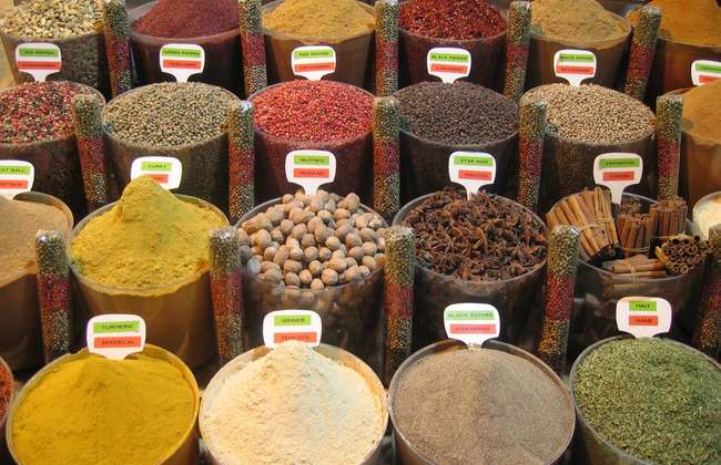 Spice it Up! A short guide to using herbs and spices for cooking!