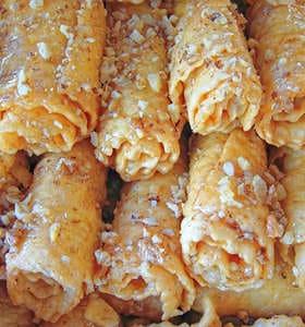 Greek Diples Recipe - Thiples (Christmas Greek Pastries with Honey)