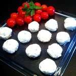 Yogurt Balls with fresh Herbs