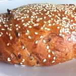 Raisin Bread - The perfect healthy snack (Stafidopsomo)