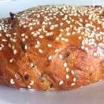Raisin Bread - The perfect healthy snack (Stafidopsomo)