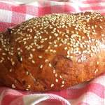 Raisin Bread - The perfect healthy snack (Stafidopsomo)-3