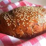 Raisin Bread - The perfect healthy snack (Stafidopsomo)-4