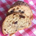 Raisin Bread - The perfect healthy snack (Stafidopsomo)-6