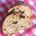 Raisin Bread - The perfect healthy snack (Stafidopsomo)-6