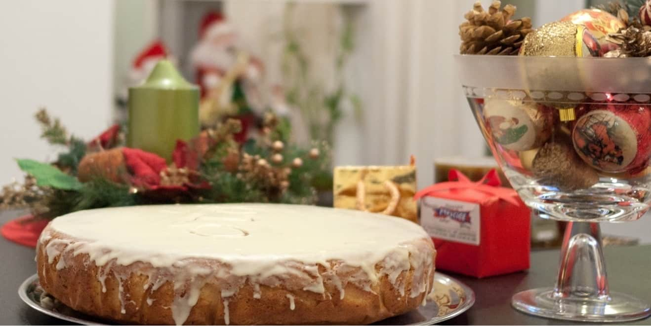 Cake New Year Recipe : Vasilopita Cake Recipe (Greek New Year s cake) - My Greek Dish
