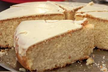 Vasilopita Cake recipe(Greek New Year's cake)