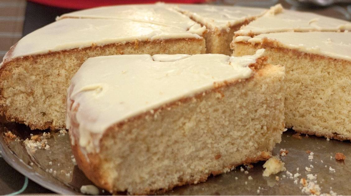 Vasilopita Cake (Greek New Year's cake)-4 - My Greek Dish