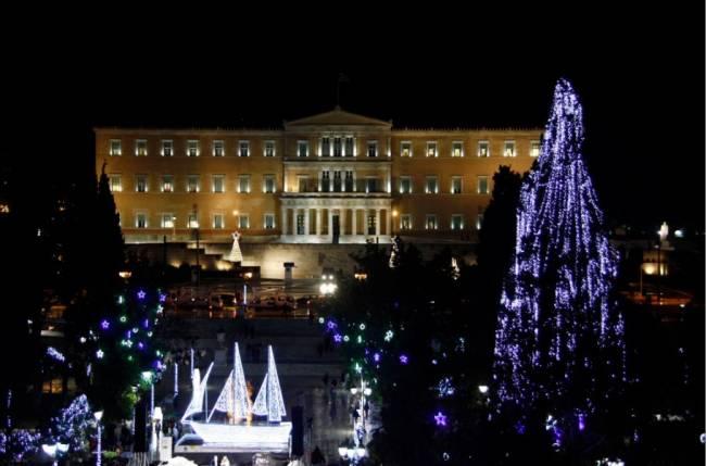 view - Greek Christmas Traditions