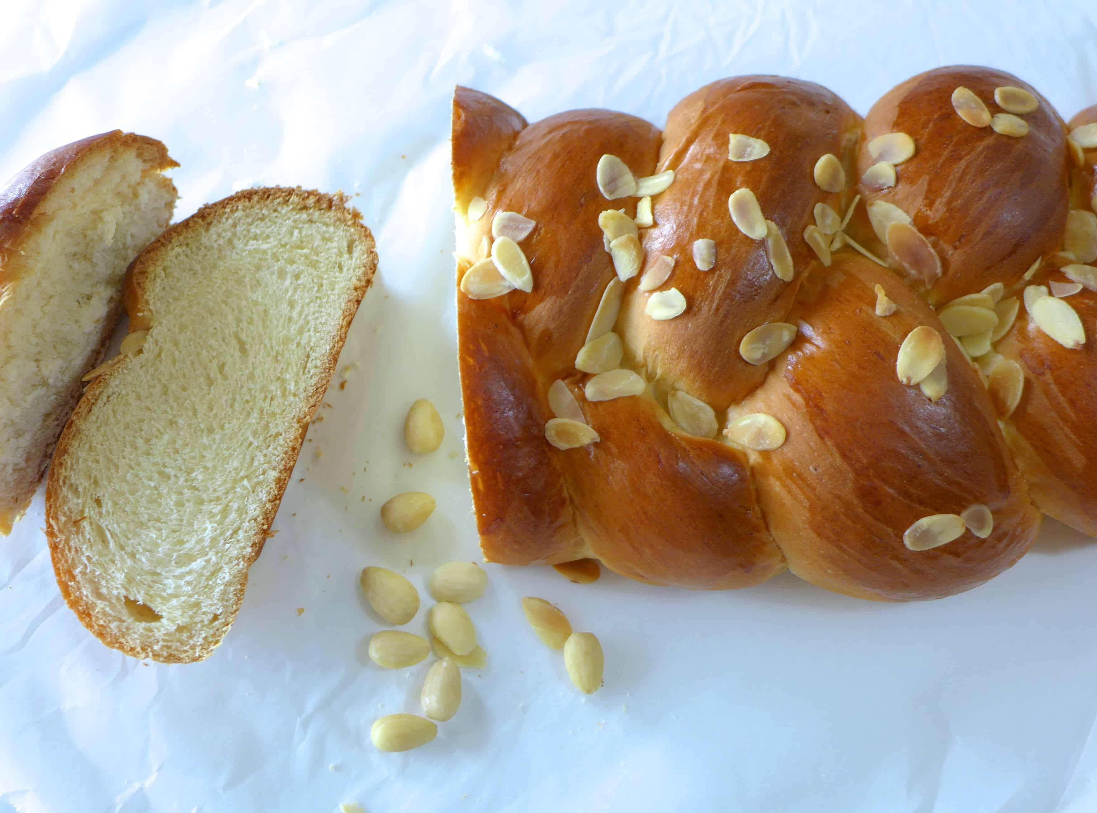 Tsoureki recipe (Traditional Greek Easter bread)-4 - My Greek Dish