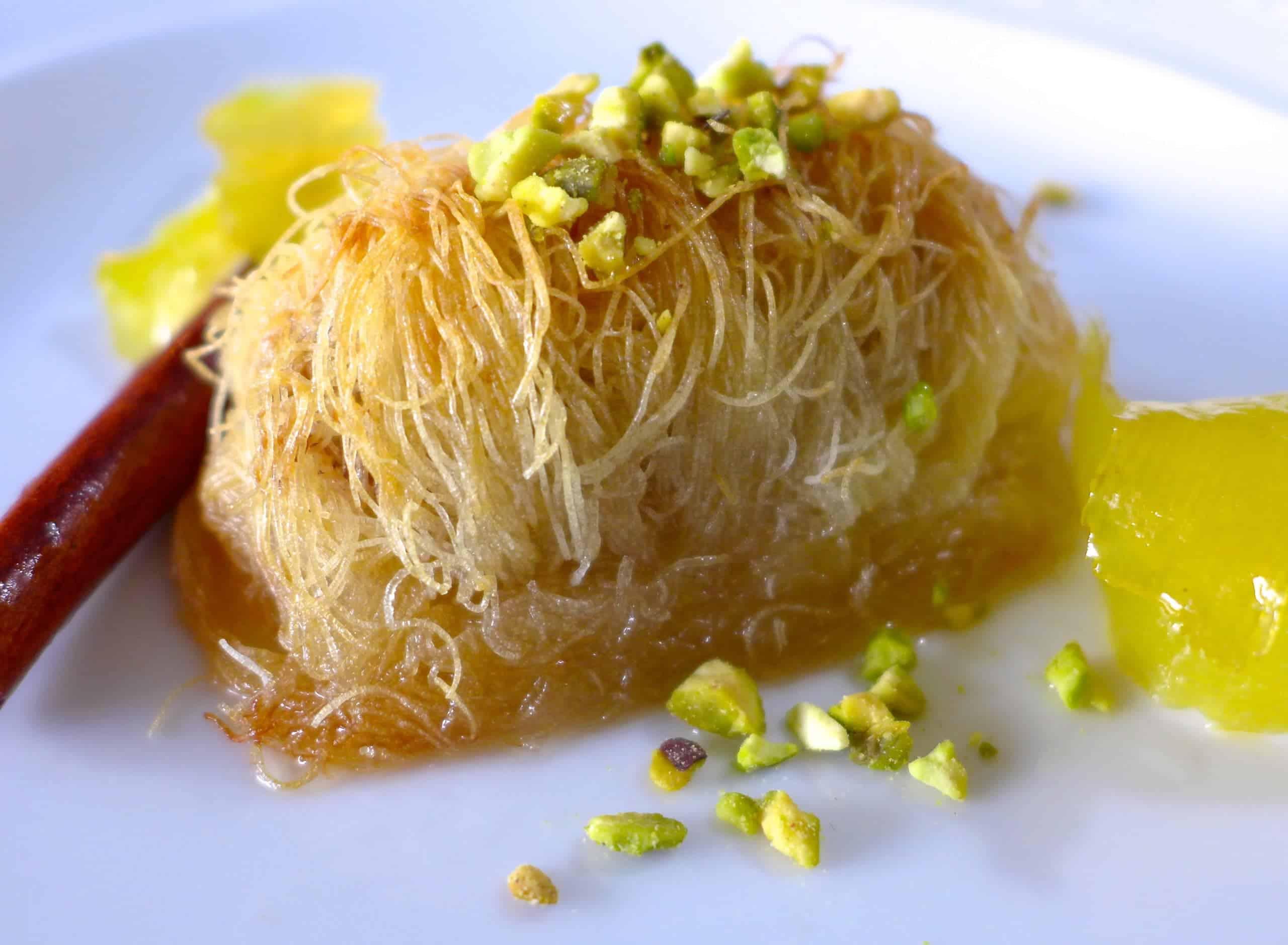 Homemade Kataifi recipe! - My Greek Dish