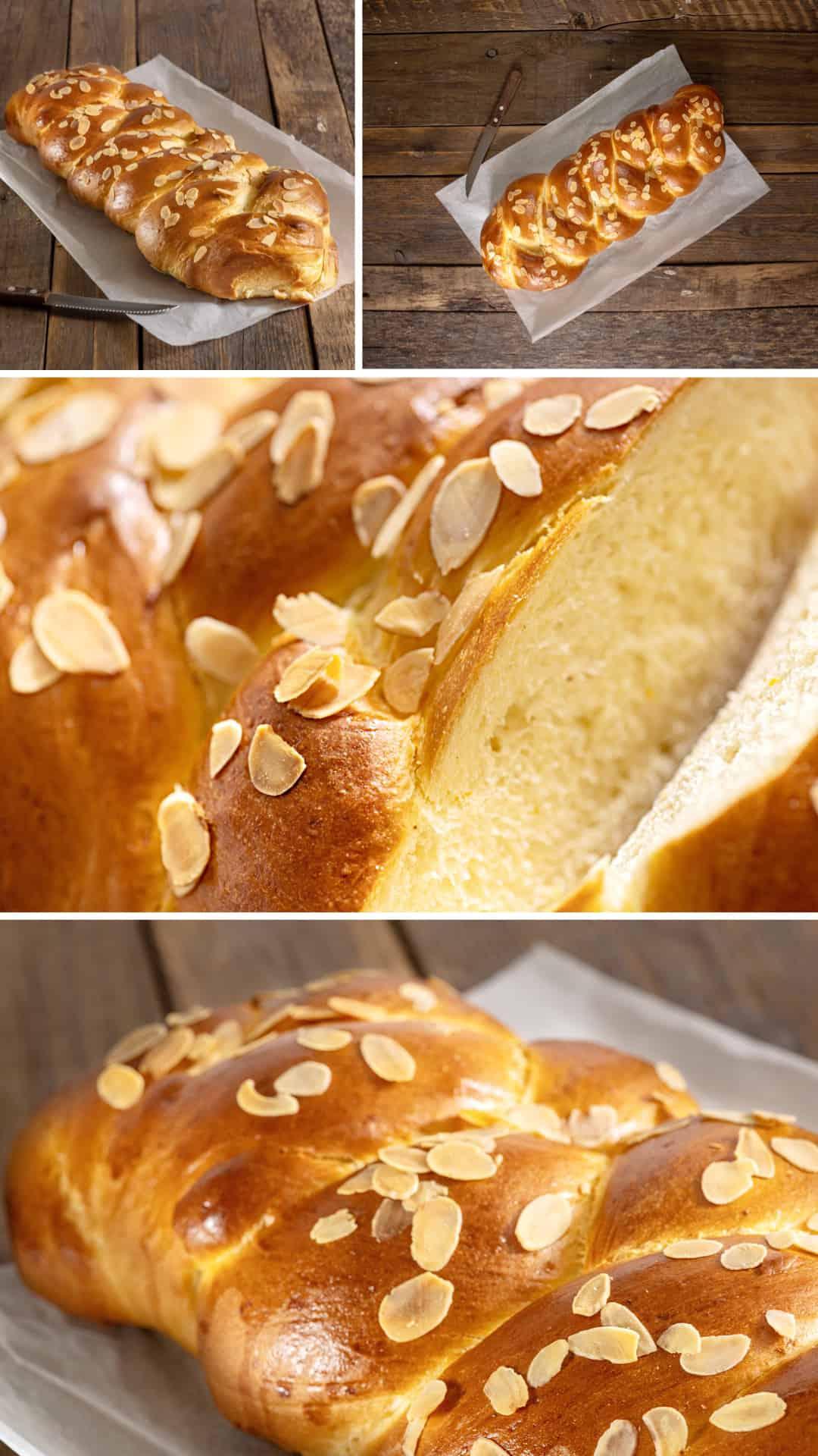 Tsoureki (Traditional Greek Easter bread) recipe