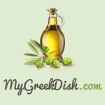 MyGreekDish Company Logo