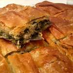 Spanakopita recipe (Authentic Greek spinach pie)