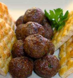 Greek Lamb Meatballs recipe