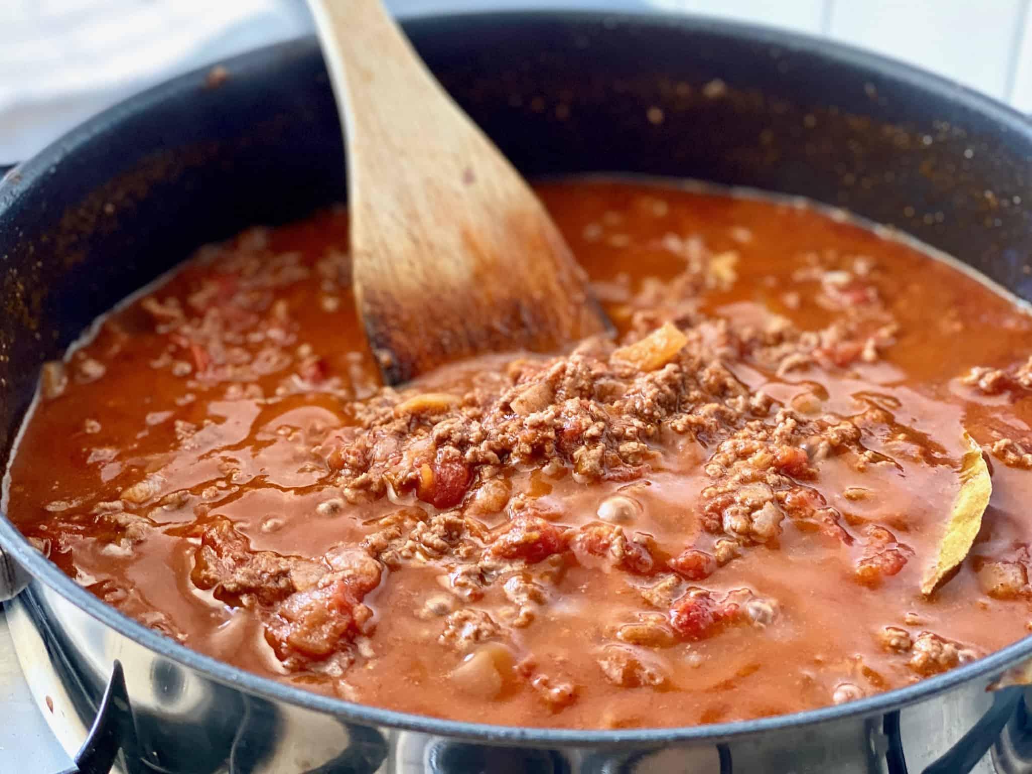 Makaronia me Kima recipe (Greek style spaghetti in meat sauce:bolognese)