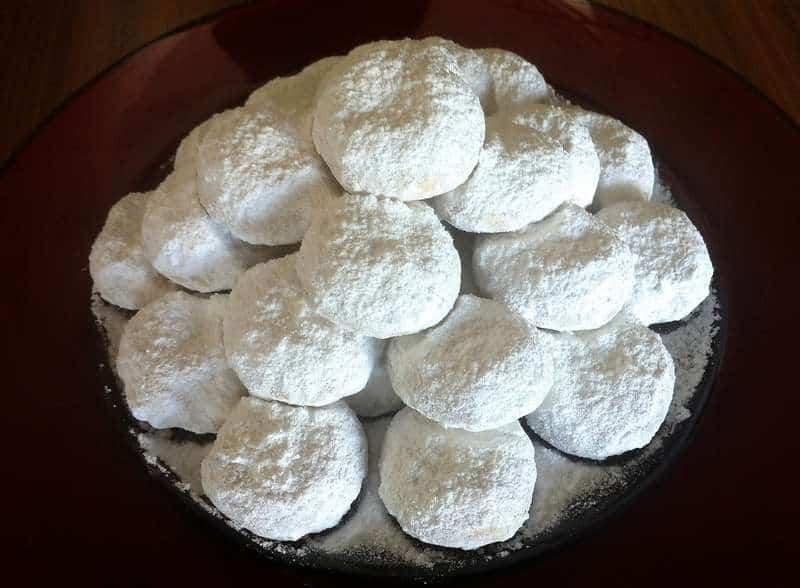 Greek Christmas traditions - Greek Christmas Sweets