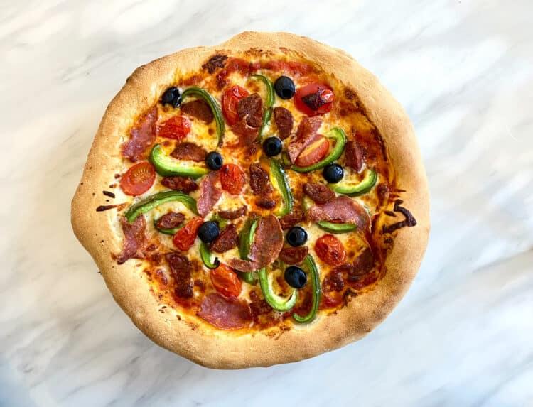 Easy Homemade Pizza Dough for Beginners