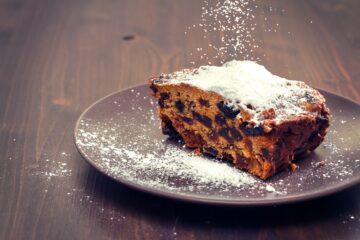 Fanouropita recipe (Saint Fanourios cake)