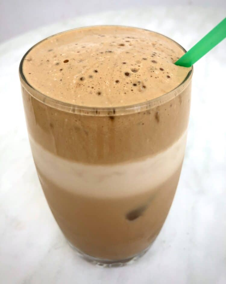 Greek Frappe coffee (Iced coffee) recipe