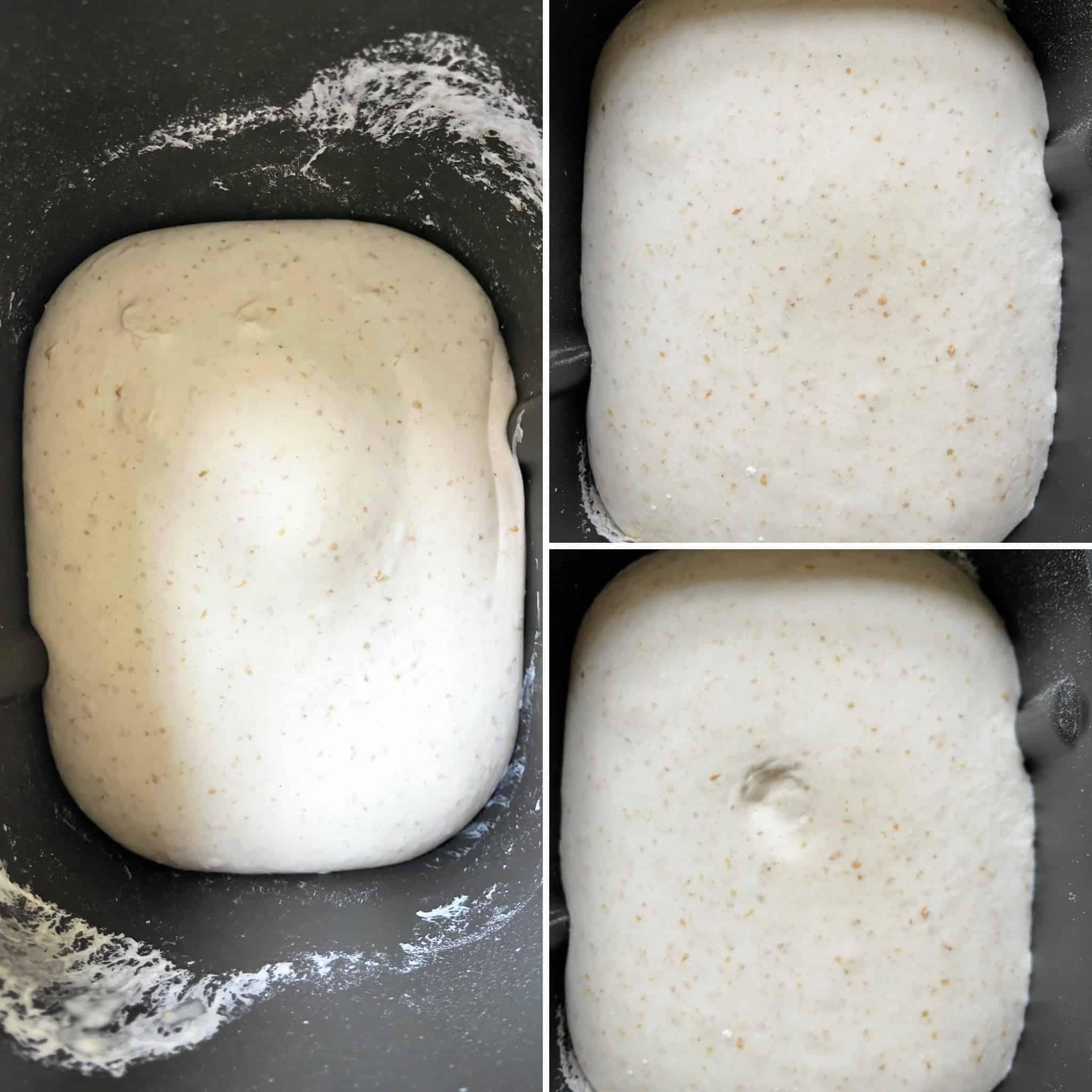 Easy Sourdough Bread recipe with Starter (prozimi) bulk fermentation