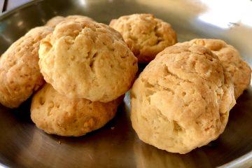 Grandma's Tiropitakia with flour in 5 minutes!